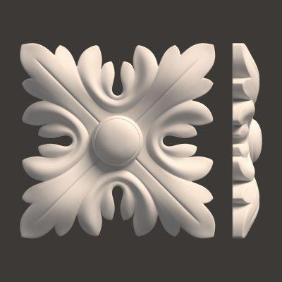STL модель розетки