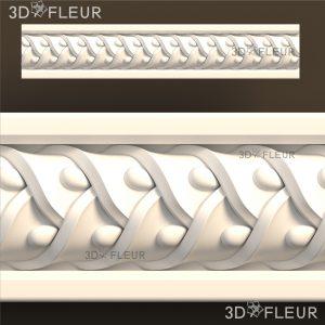 STL модель багета