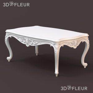 STL модель столика 05