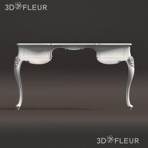 STL модель столика 06